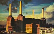 Pink Floyd Animals albümünün efsane olan kapağı
