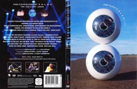 Pink Floyd P.U.L.S.E. DVD Yarışması