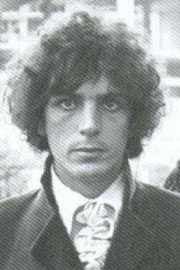 Kurucu üye Syd Barrett