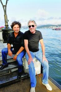Roger Waters Çınar Oskay ile röportajı