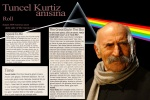 Tuncel Kurtiz'in Pink Floyd - The Dark Side of the Moon yorumu