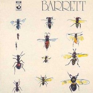 Barrett Albüm Kapağı
