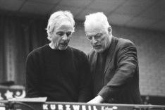 David Gilmour & Rick Wright