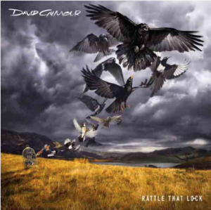 David Gilmour - Rattle That Lock albüm kapağı resmi