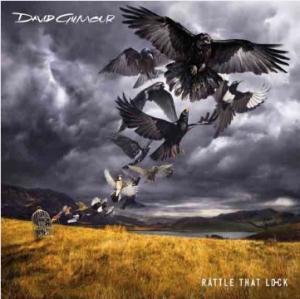 David Gilmour - Rattle That Lock albüm kapağı resmi