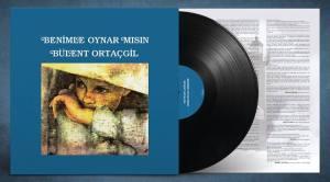 Bülent Ortaçgil'in Benimle Oynar mısın albüm kapağı