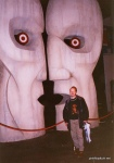 1994 PULSE konseri sırasında ben