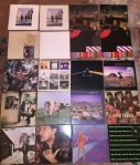Biriktirdiğim Pink Floyd LPlerim