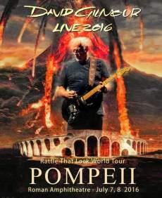 David Gilmour'un Pompeii Konserini İzlemeye Gidiyoruz