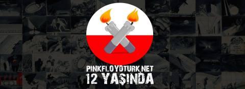 Türkiye'nin 12 yıllık Pink Floyd fan sitesi