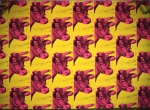 Andy Warhol İnek Duvar kağıdı