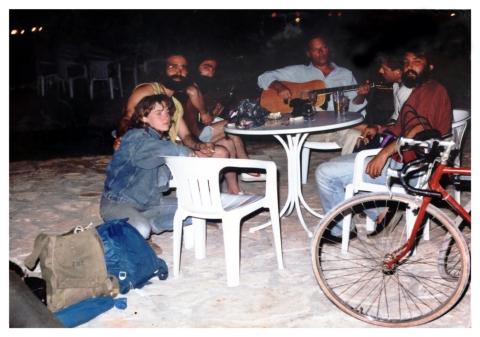 David Gilmour'un Kalkan Sohbeti
