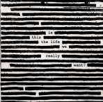 Yeni Roger Waters albümünün kapağı