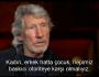 Yeni Roger Waters SöyleşisindenBölümler