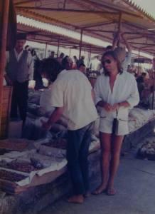 David Gilmour 1978 Türkiye