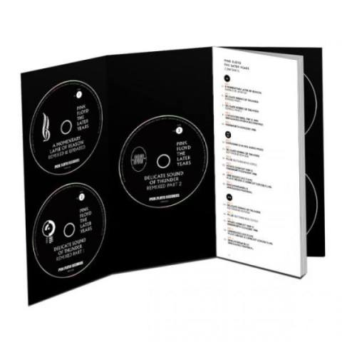 Box setin ilk 5 diskinin görseli